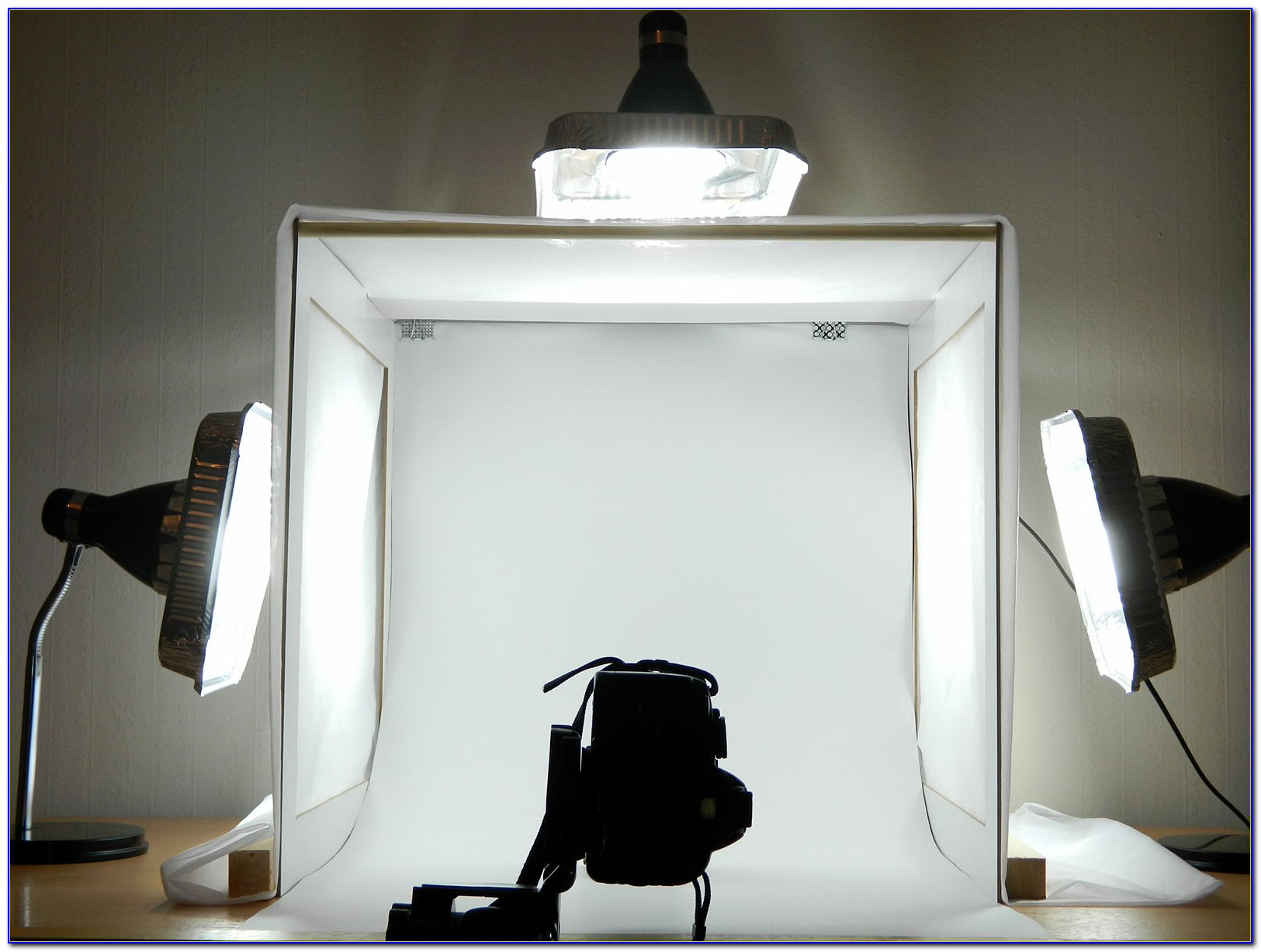 Still Life Photography Table Top Setup
