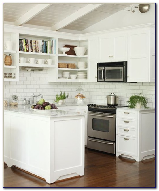 Subway Tile Backsplash Kitchen Pictures