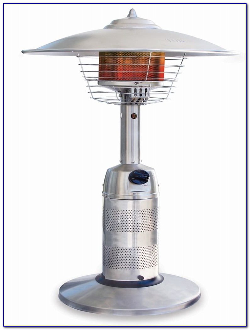 Sunmaster Tabletop Propane Patio Heater