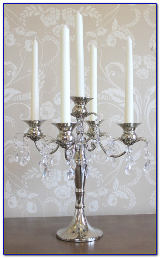 Table Top Chandelier Candle Holder