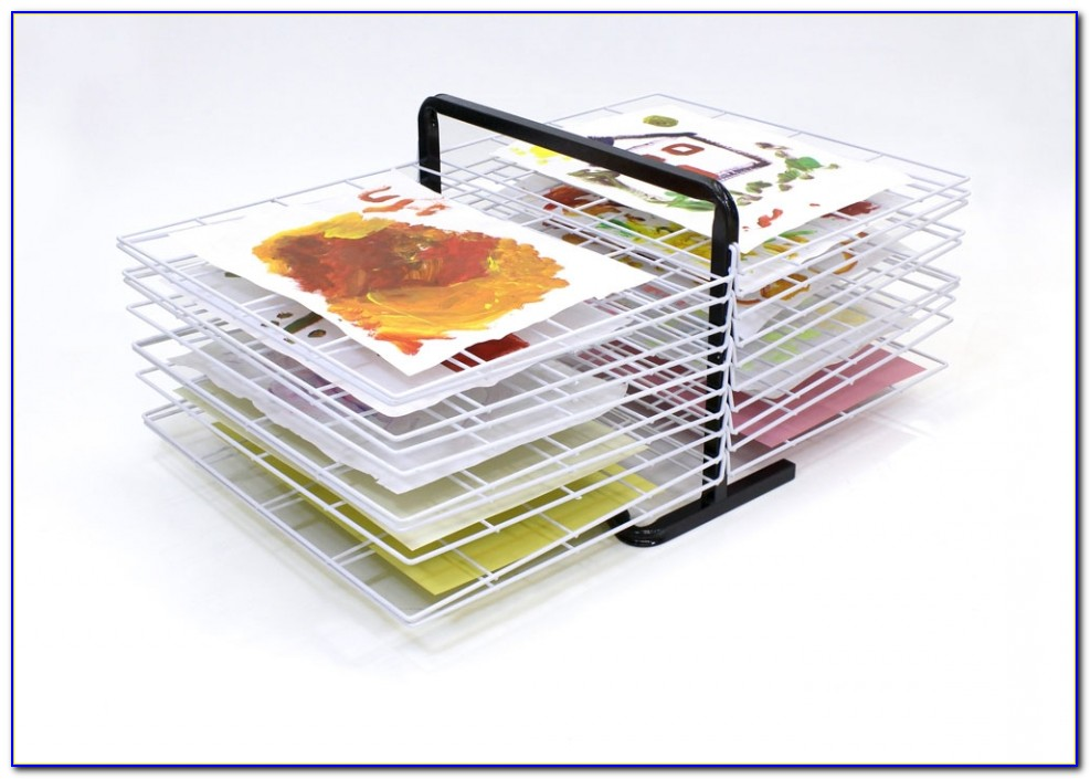 Table Top Clothes Drying Rack