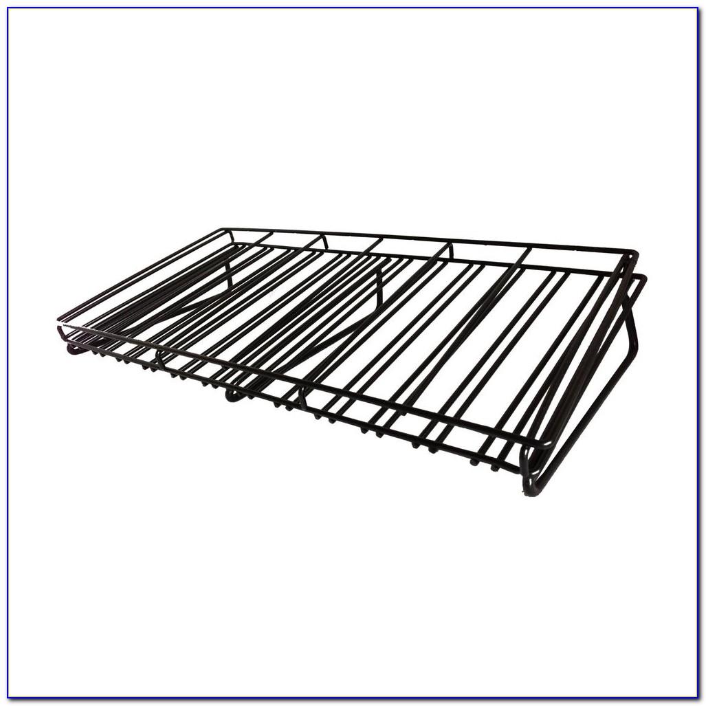 Table Top Display Shelving