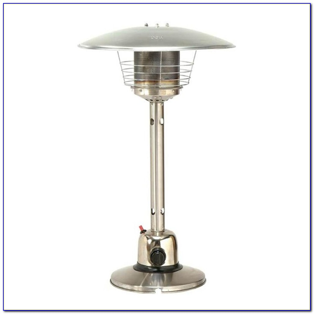 Table Top Gas Heater Patio