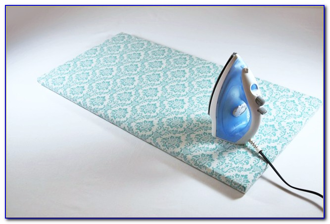 Table Top Ironing Pad Tutorial