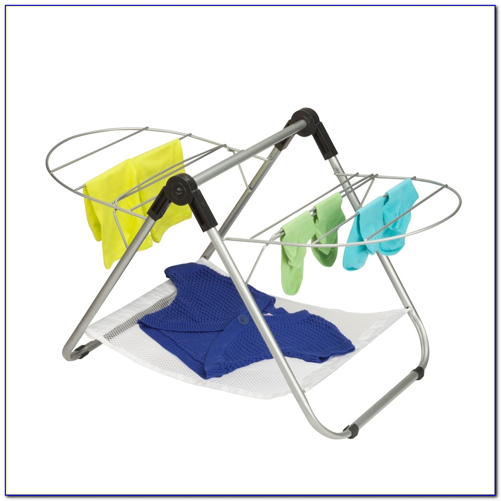 Table Top Sweater Drying Rack