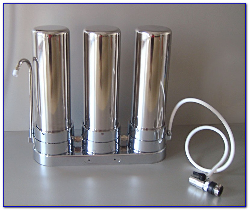 Table Top Water Filter Systems