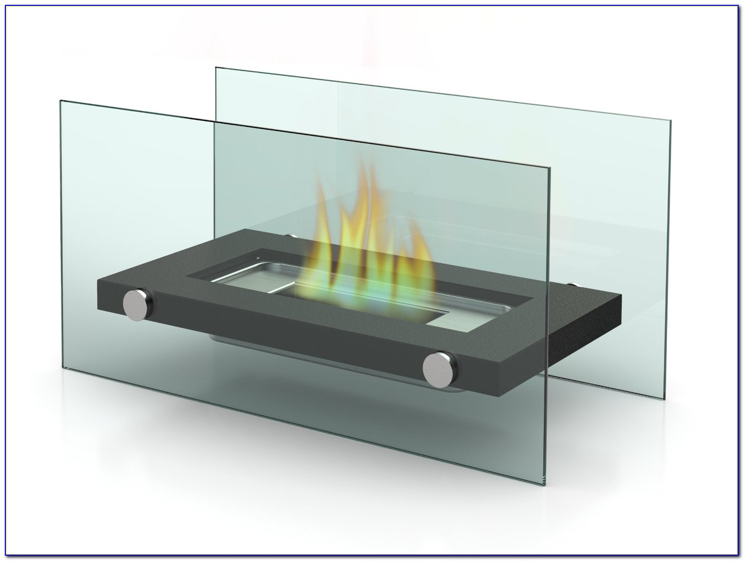 Tabletop Bio Ethanol Fireplace