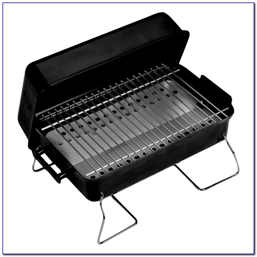 Tabletop Charcoal Grill Portable