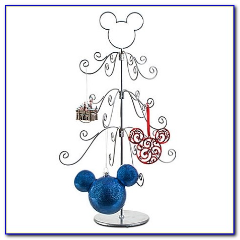 Tabletop Christmas Tree Ornament Holder