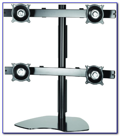 Tabletop Computer Monitor Stand