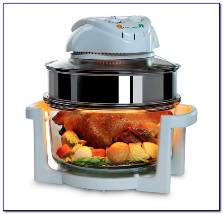 Tabletop Convection Oven With Rotisserie