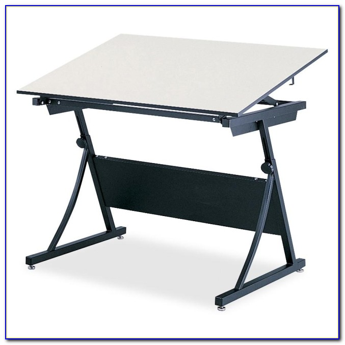 Tabletop Drafting Table