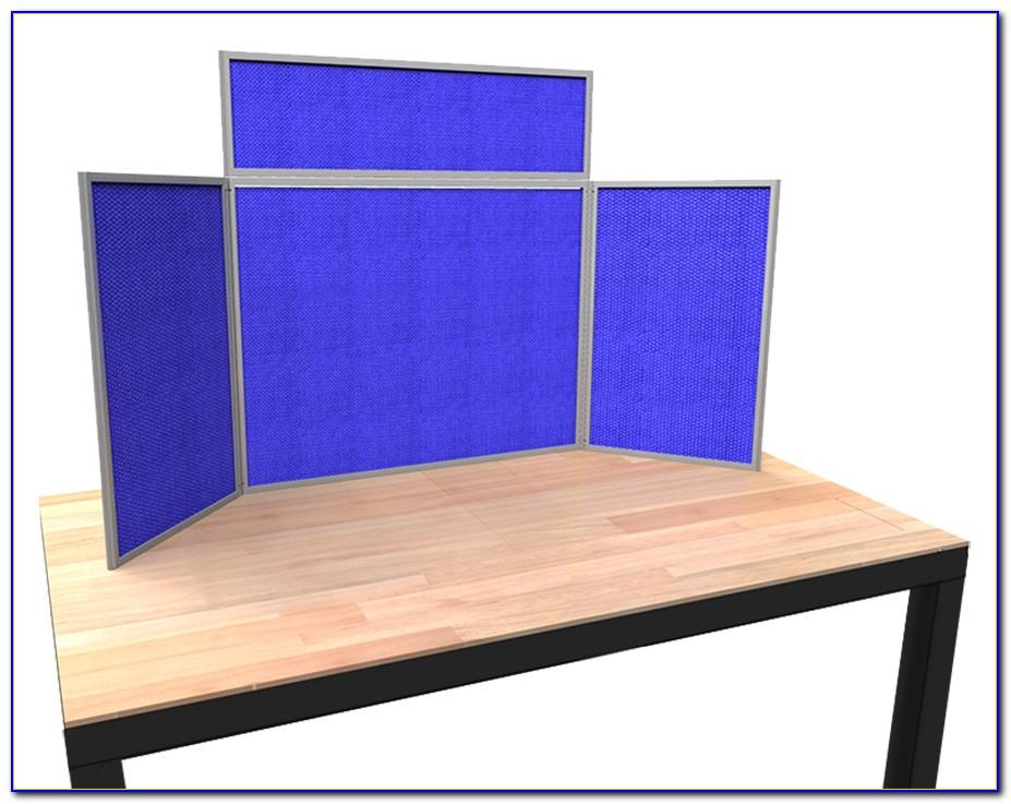 Tabletop Exhibit Displays