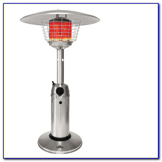 Tabletop Gas Heaters Outdoor