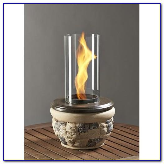 Tabletop Gel Fireplace