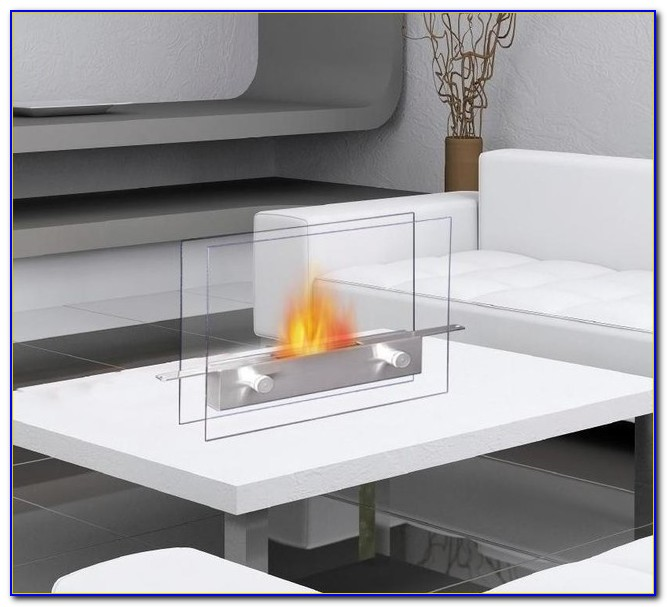 Tabletop Gel Fuel Fireplace