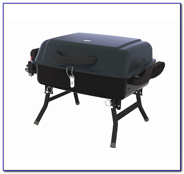 Tabletop Grill Propane