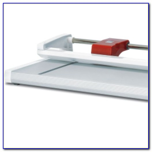 Tabletop Guillotine Paper Cutter