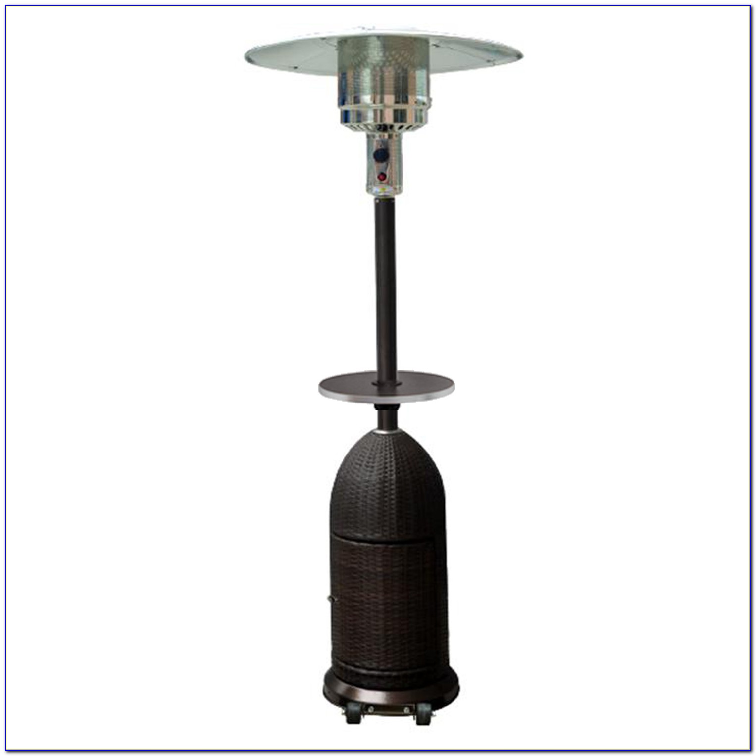 Tabletop Liquid Propane Patio Heater