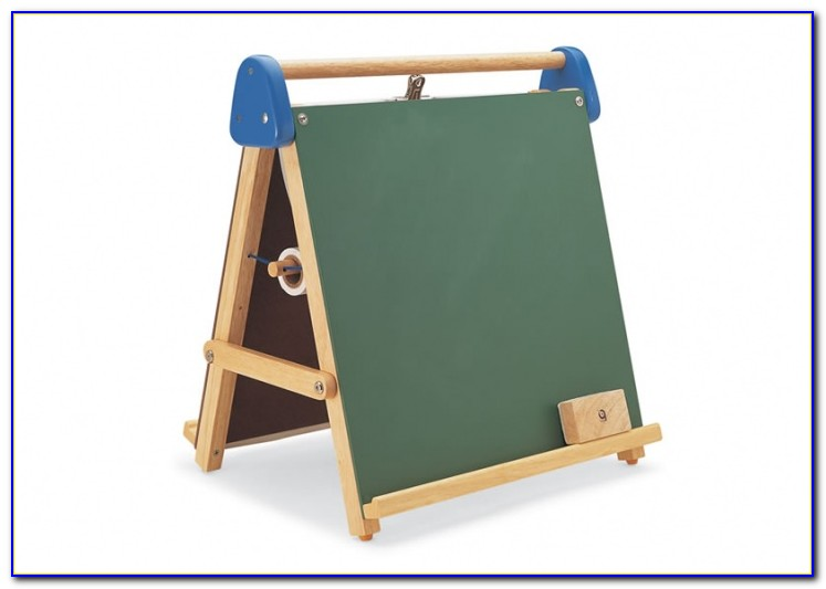 Tabletop Magnetic Easel