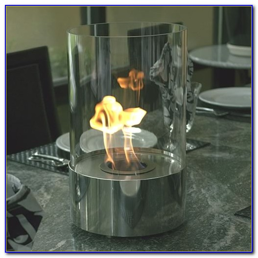 Tabletop Mali Bio Ethanol Fireplace