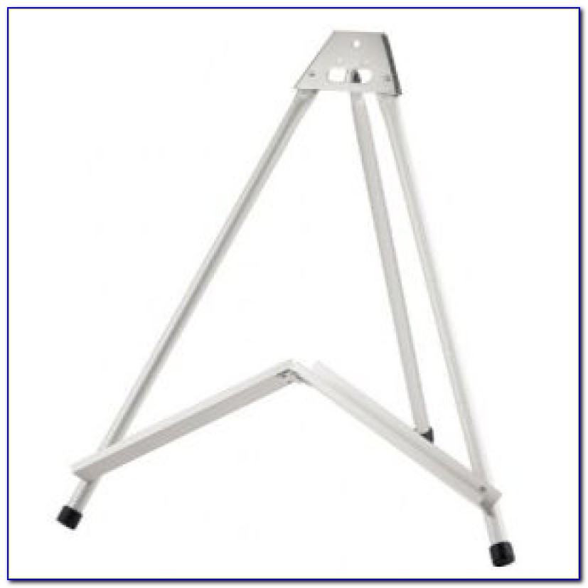 Tabletop Metal Easels