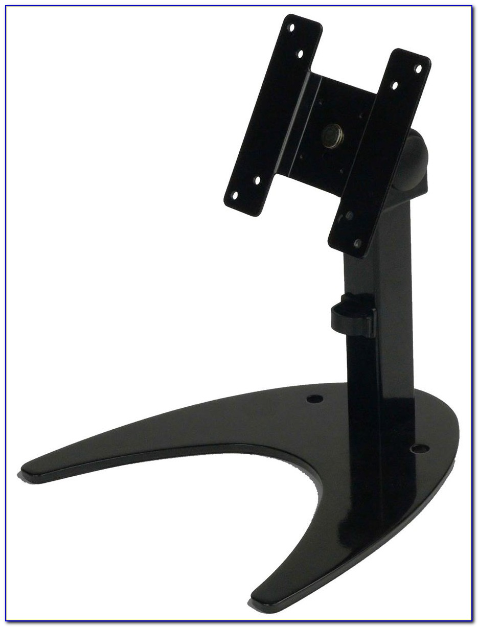 Tabletop Monitor Speaker Stands