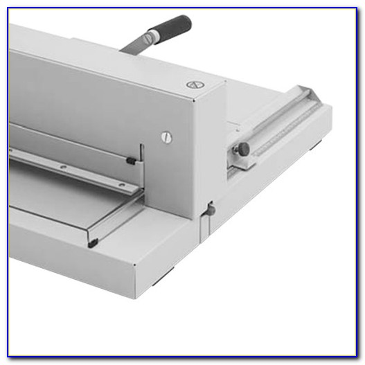 Tabletop Paper Cutter Machine