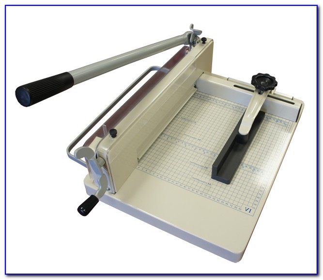 Tabletop Paper Cutter Stampin Up