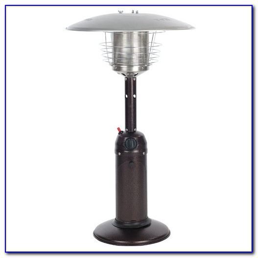 Tabletop Patio Heater Propane