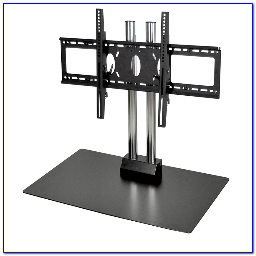 Tabletop Pedestal Stand For Tv