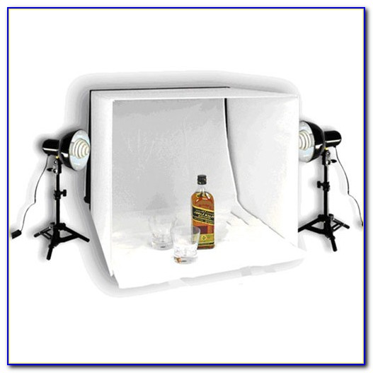 Tabletop Photography Studio Kit