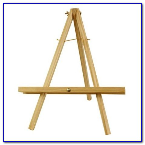 Tabletop Picture Frame Easel