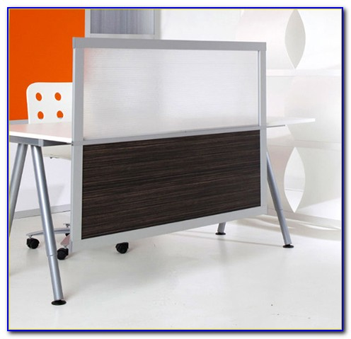 Tabletop Privacy Screen