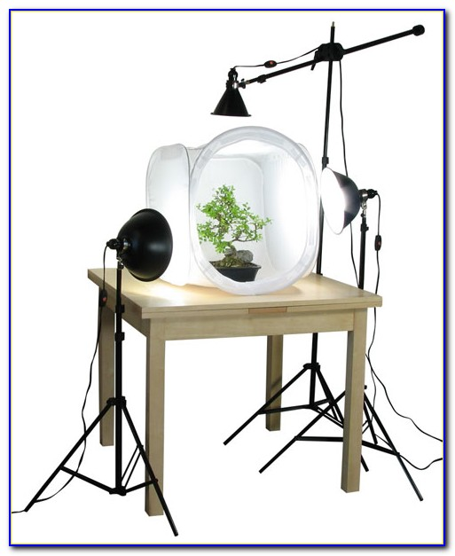 Tabletop Product Photography Kits