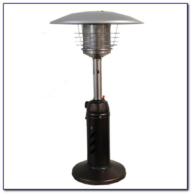 Tabletop Propane Heaters