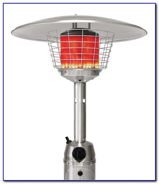 Propane Tabletop Heater Won't Light