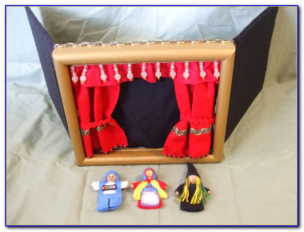 Tabletop Puppet Theatre Canada