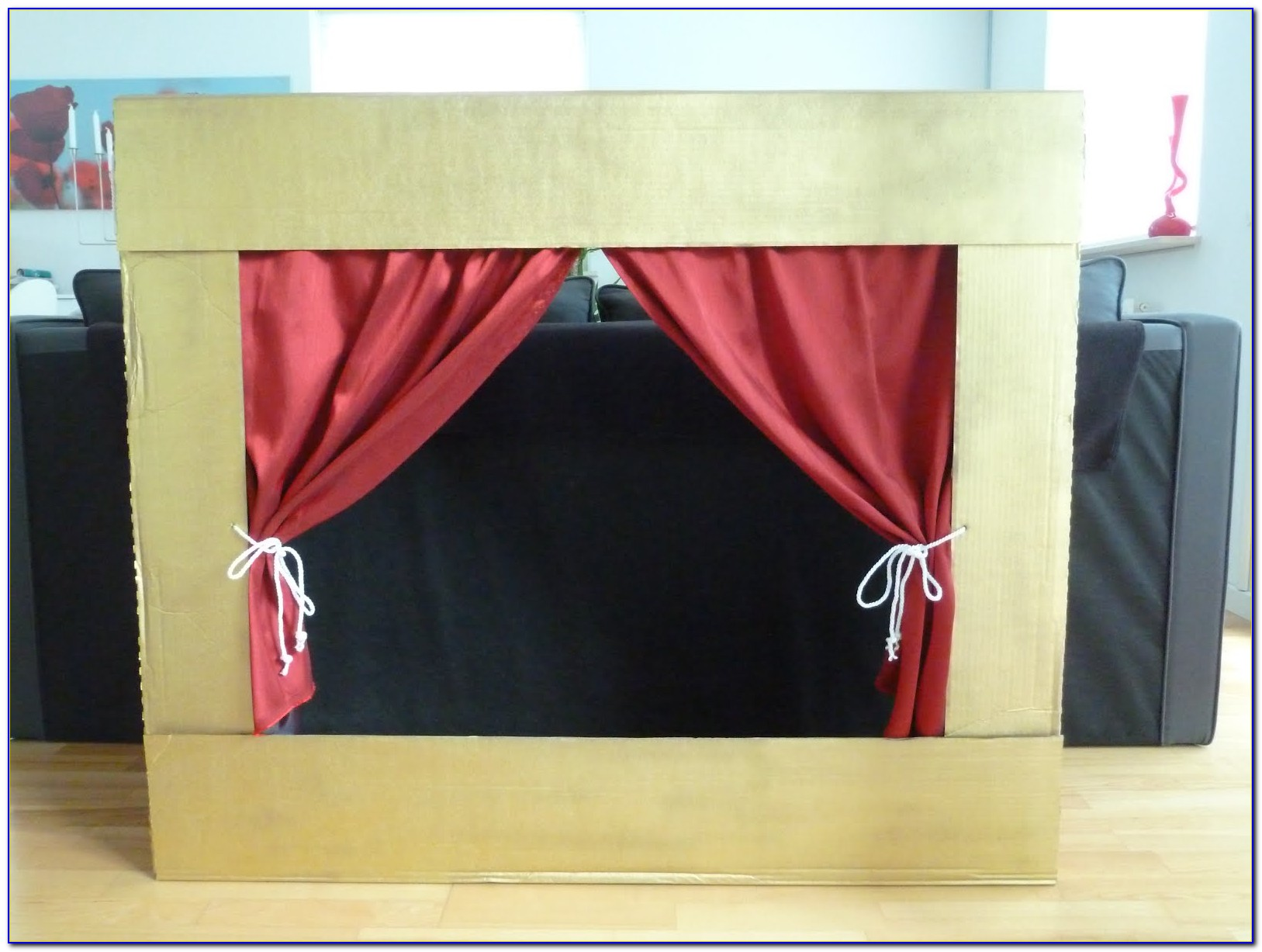 Tabletop Puppet Theatre Uk