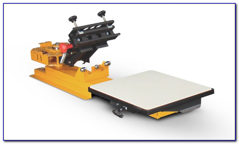 Tabletop Screen Printing Machine India