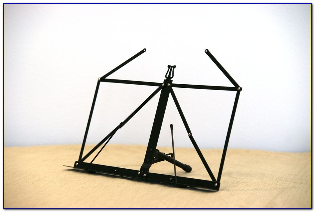 Tabletop Sheet Music Stands