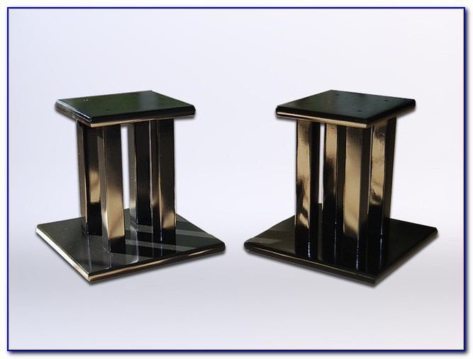 Tabletop Speaker Stands