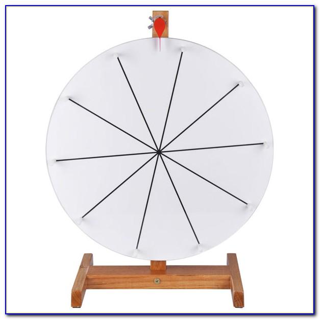 Tabletop Spinning Wheel