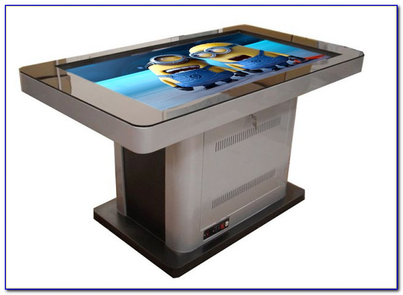Tabletop Touch Screen Monitor