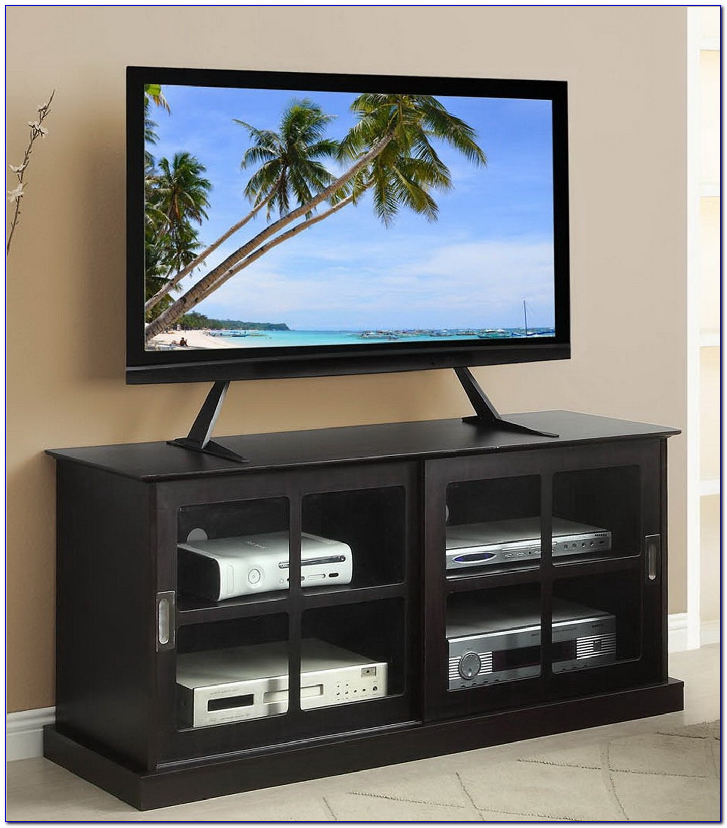 Tabletop Tv Stands For Flat Screens