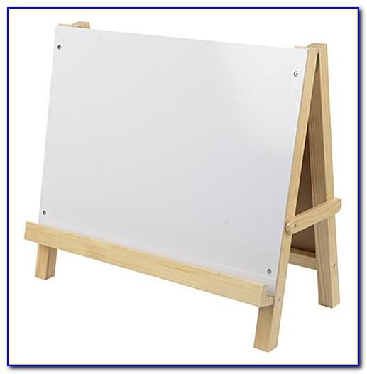Tabletop Whiteboard Easel For Teachers