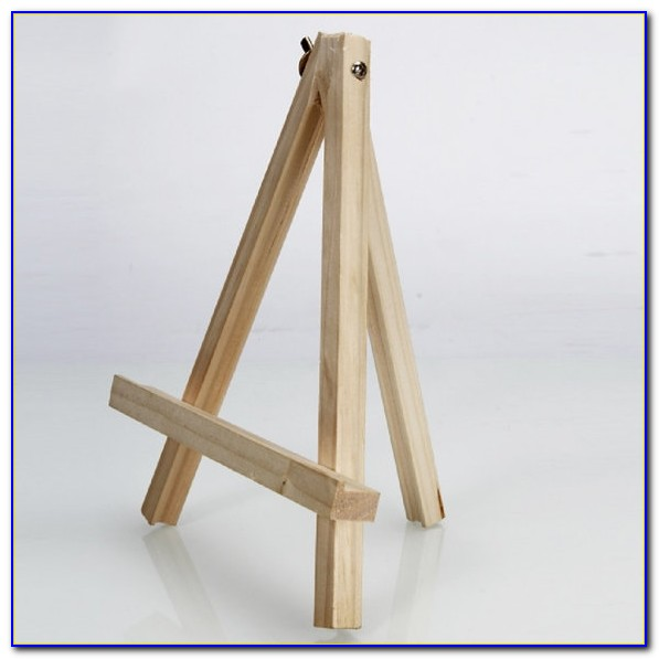 Tabletop Wooden Easel