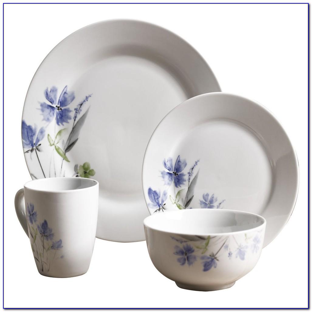Tabletops Gallery Charlotte 16 Pc. Dinnerware Set