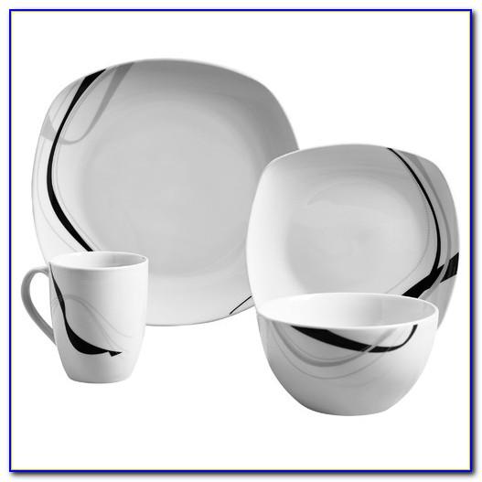 Tabletops Gallery Luna Dinnerware Set