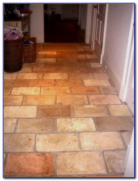 Terra Cotta Tile Floor Care